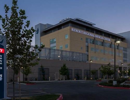 Rideout Memorial Hospital