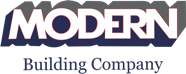 Modern Building Company Logo